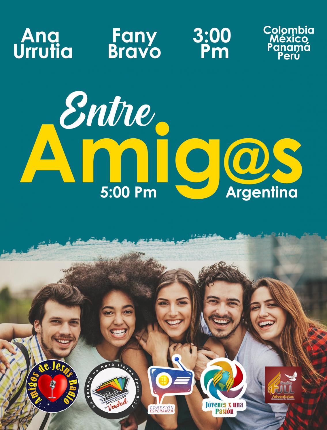 ENTRE AMIGOS- FANNY2